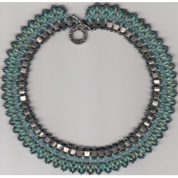 Collier Barely's turquoise