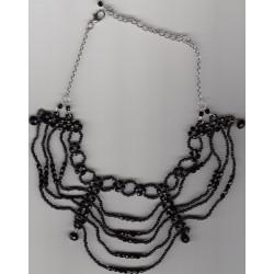 Collier 1900 noir