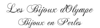 Les Bijoux d'Olympe - Bijoux en Perles